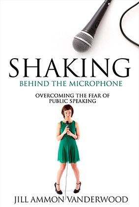 Book Cover for Shaking Behind the Microphone