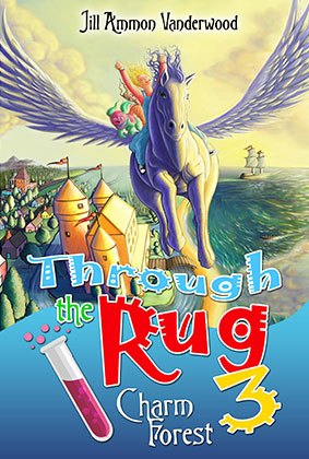 Book Cover for Through the Rug 3: Charm Forest