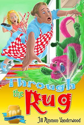 Book Cover for Through the Rug