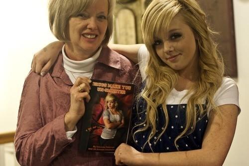 Co-authors Jill Vanderwood and Savanna Peterson