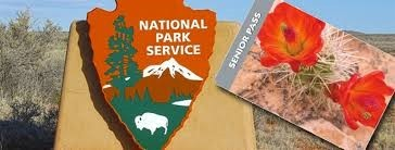 National Park Senior Discounts, being older