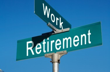 Work/Retirement, being older