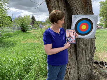 Off Target Author Jill Vanderwood